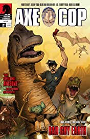 Axe Cop: Bad Guy Earth #2
