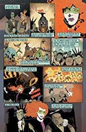 Axe Cop: Bad Guy Earth #3