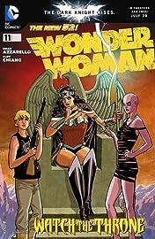 Wonder Woman (2011-2016) #11