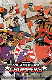Axe Cop: The American Choppers #2