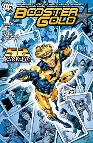 Booster Gold (2007-2011) No.1