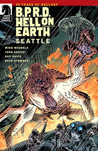 B.P.R.D.: Hell on Earth: Seattle #0