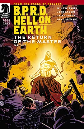 B.P.R.D. Hell on Earth #100: The Return of the Master #3