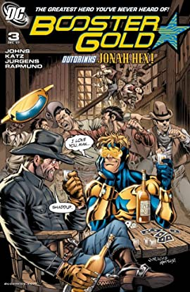 Booster Gold (2007-2011) No.3