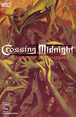 Crossing Midnight #8