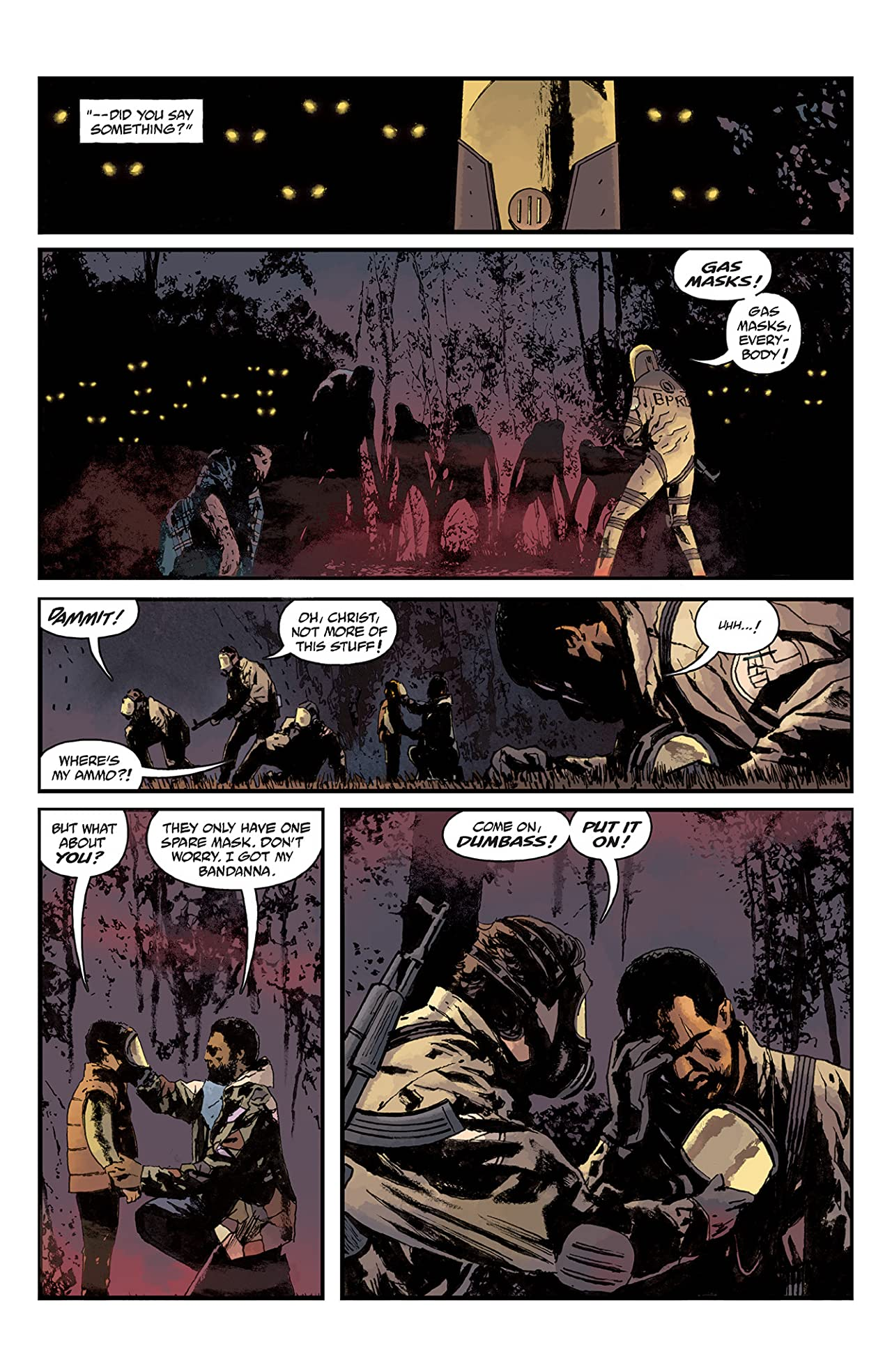 B.P.R.D.: Hell on Earth #108: Wasteland part 2