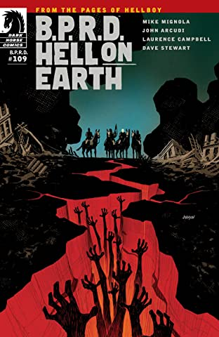 B.P.R.D. Hell on Earth #109: Wasteland part 3
