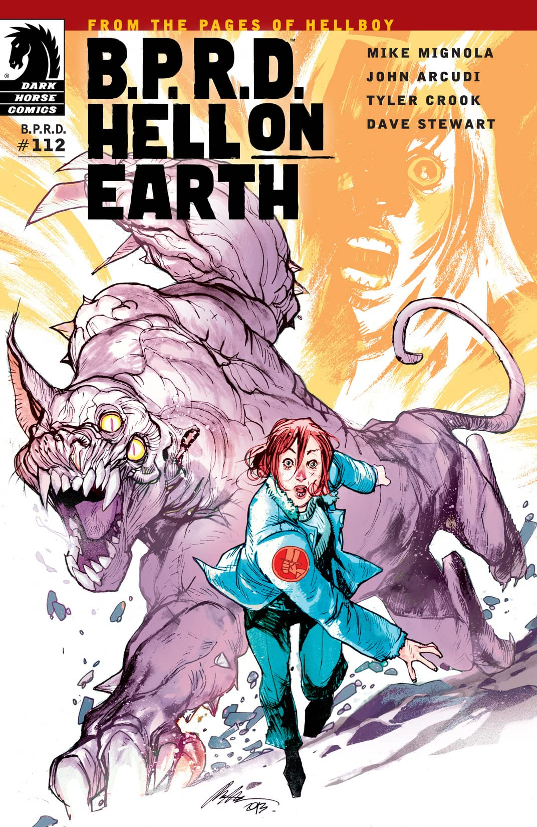 B.P.R.D.: Hell on Earth #112
