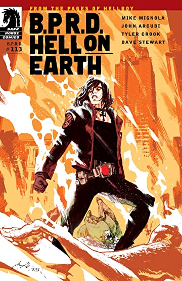B.P.R.D.: Hell on Earth #113