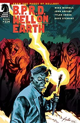 B.P.R.D. Hell on Earth #114