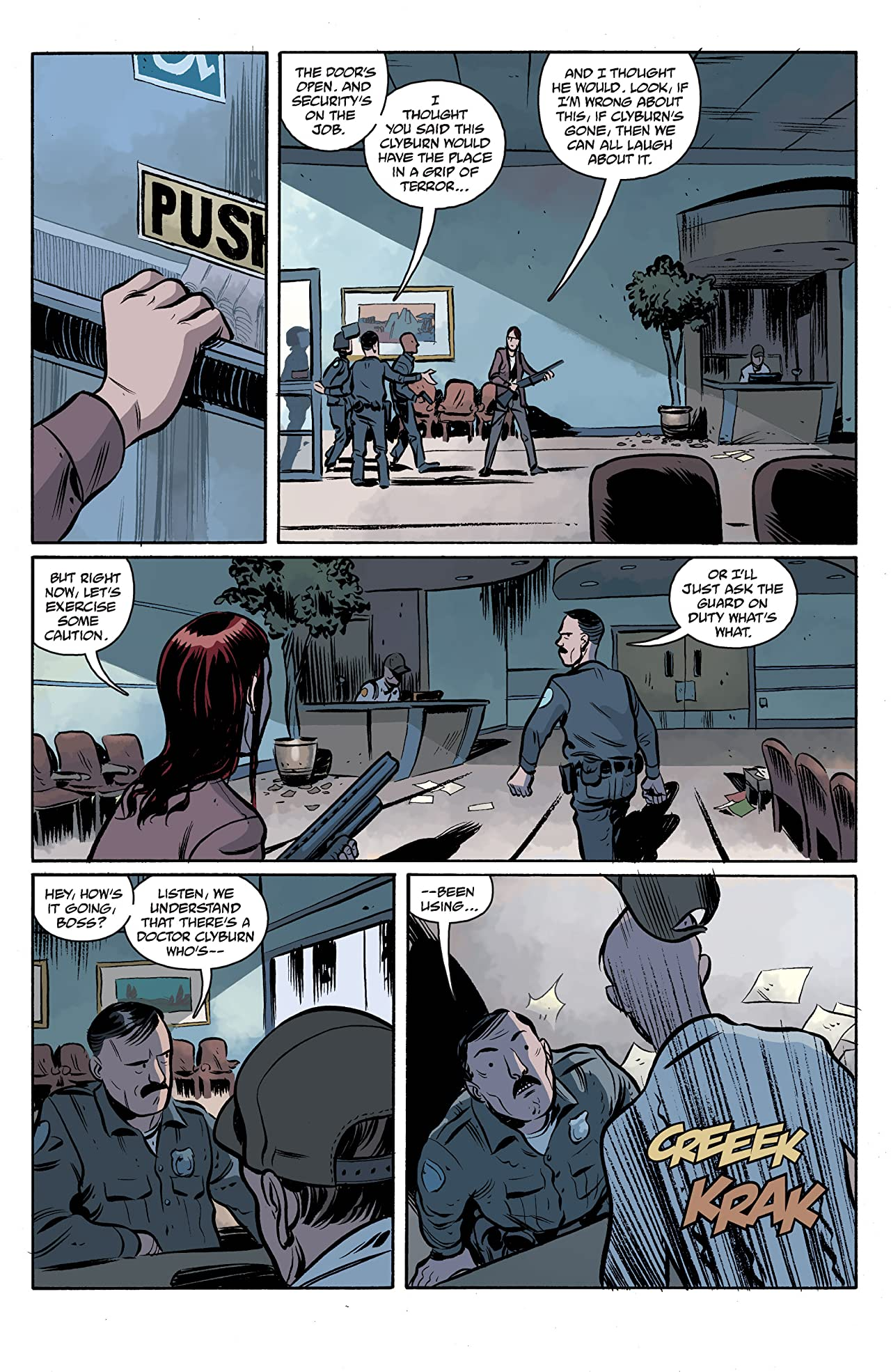 B.P.R.D.: Hell on Earth #114