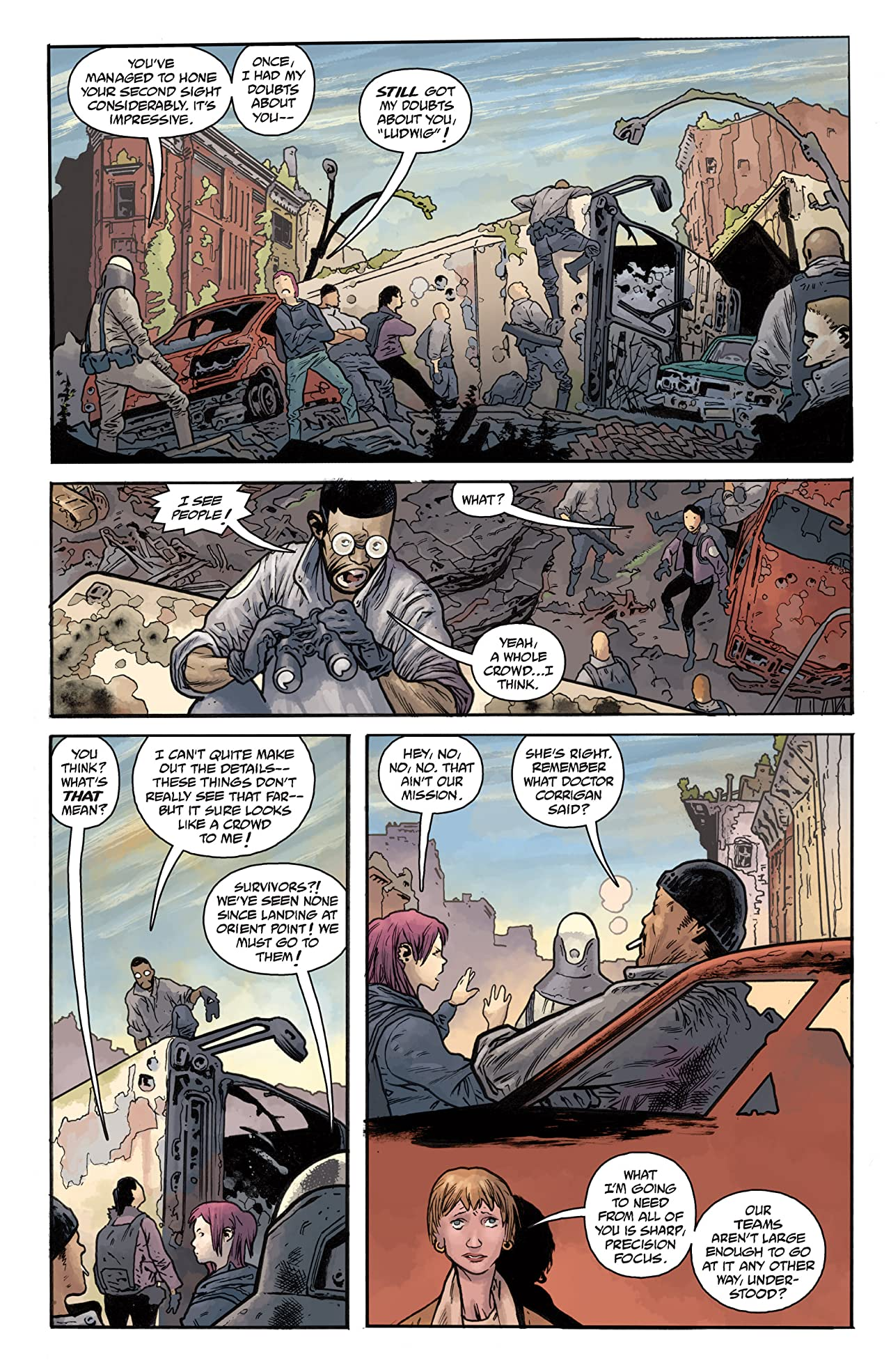B.P.R.D.: Hell on Earth #115