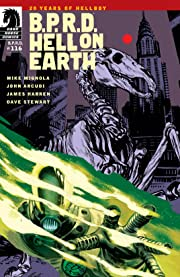 B.P.R.D. Hell on Earth #116
