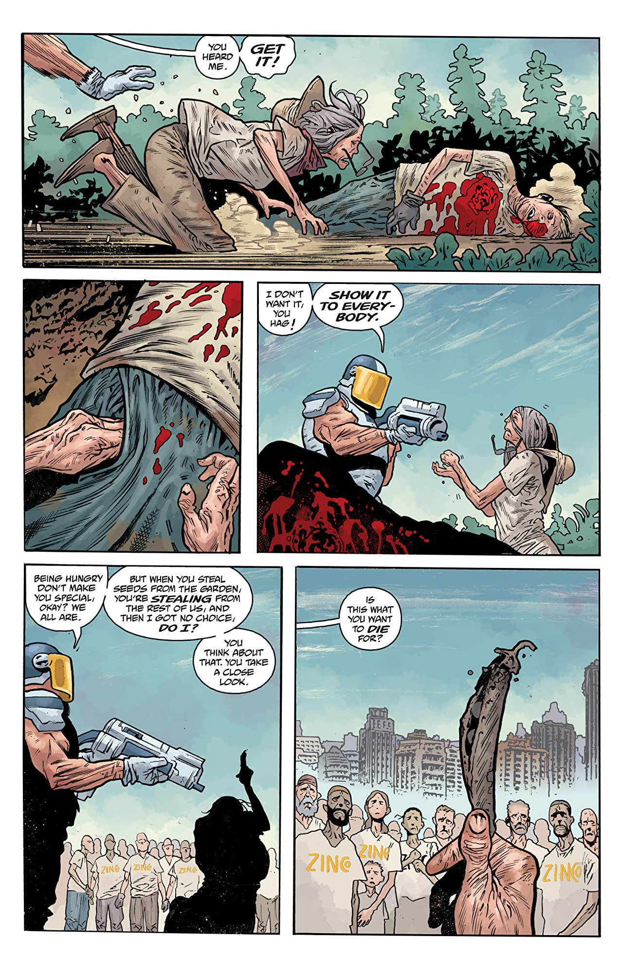 B.P.R.D.: Hell on Earth #116