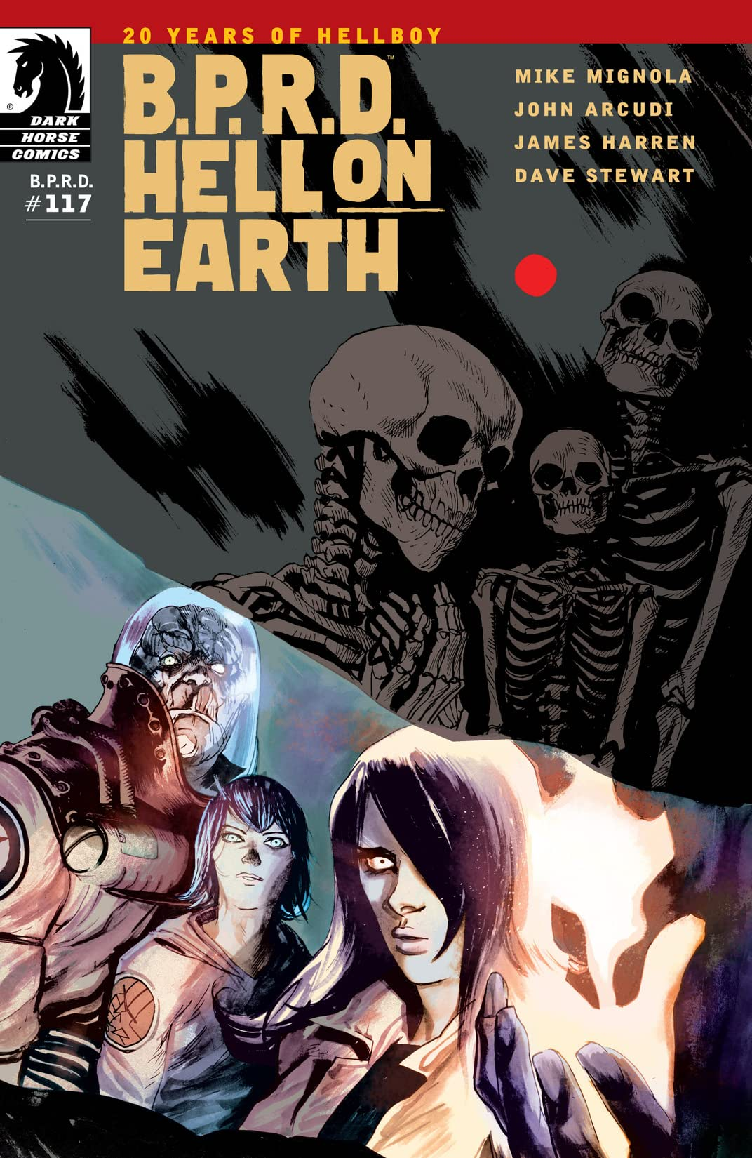 B.P.R.D.: Hell on Earth #117