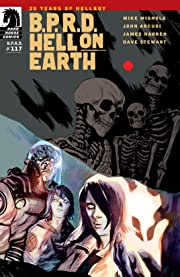 B.P.R.D. Hell on Earth #117