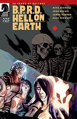 B.P.R.D. Hell on Earth No.117