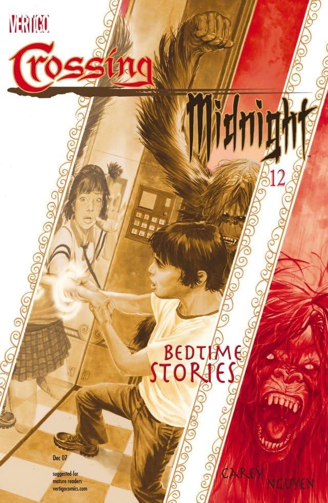 Crossing Midnight #12