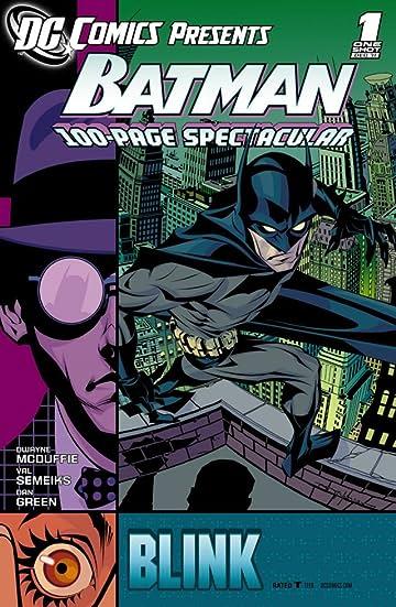 DC Comics Presents: Batman- Blink #1
