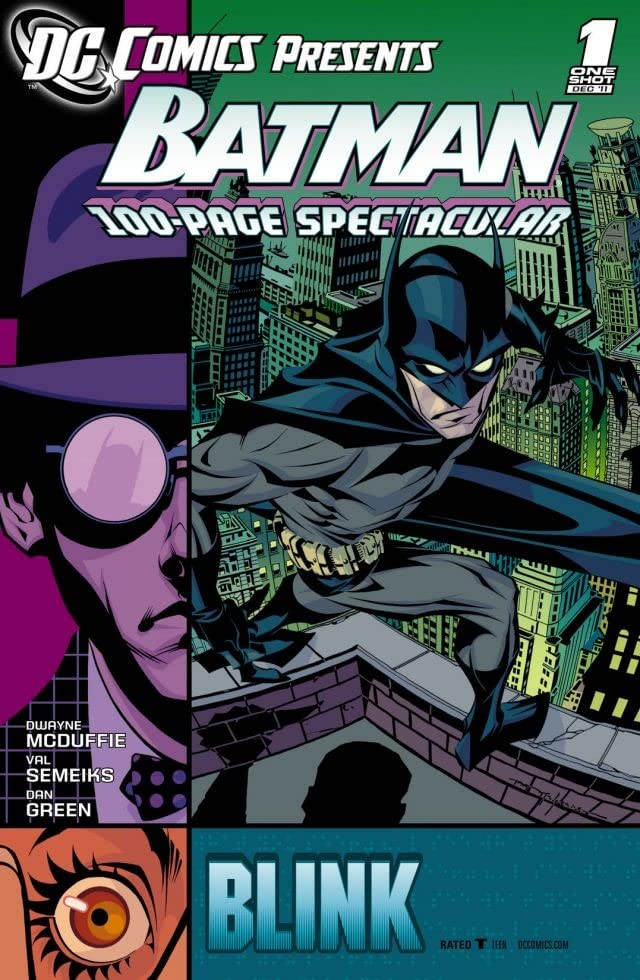 DC Comics Presents: Batman- Blink #1