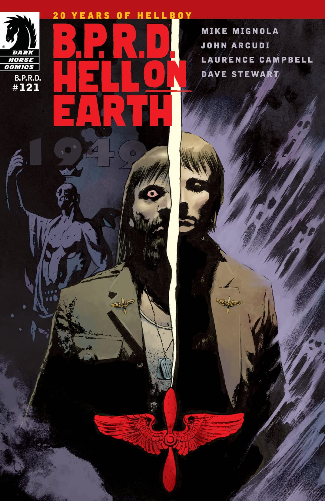 B.P.R.D.: Hell on Earth #121