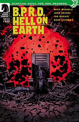 B.P.R.D. Hell on Earth #122