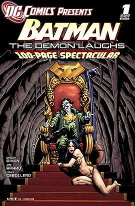 DC Comics Presents: Batman- the Demon Laughs No.1