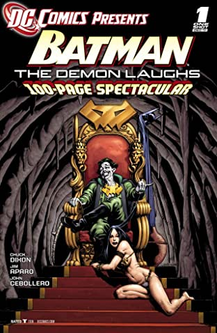 DC Comics Presents: Batman- the Demon Laughs No.1