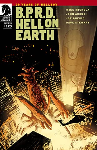 B.P.R.D. Hell on Earth #123