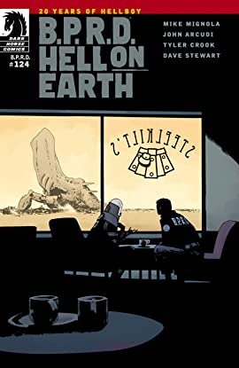 B.P.R.D. Hell on Earth #124