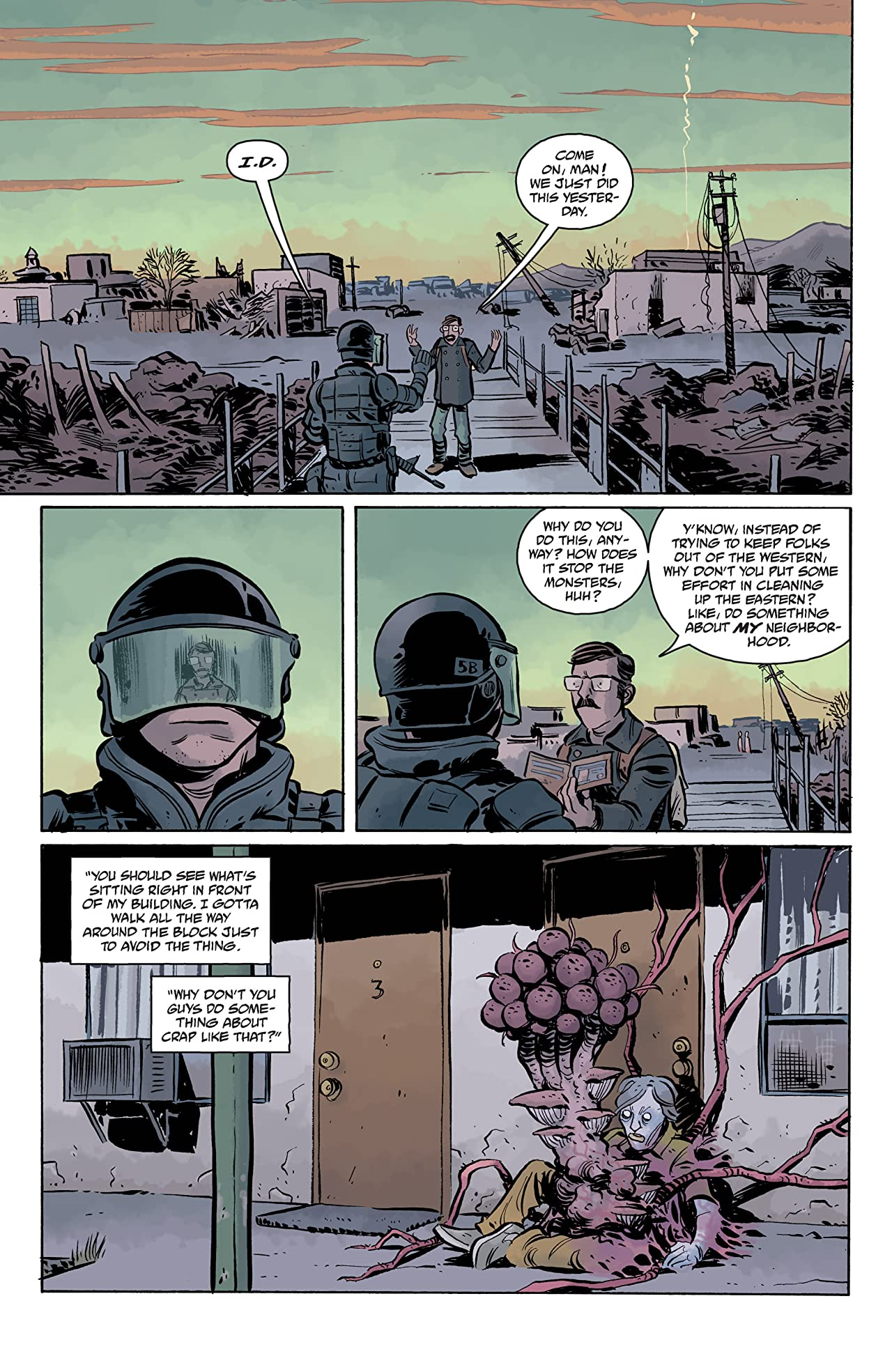 B.P.R.D.: Hell on Earth #124