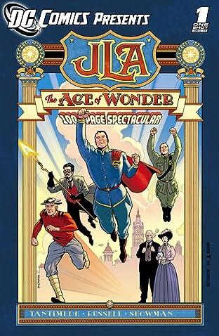 DC Comics Presents: JLA- The Age of Wonder #1
