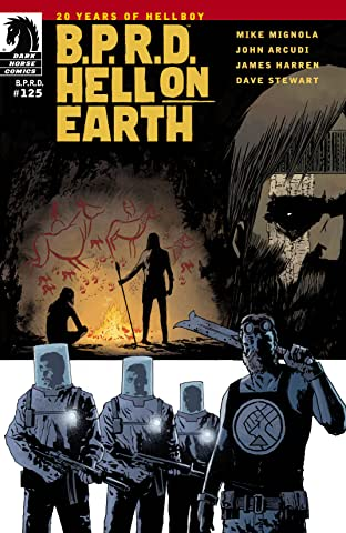B.P.R.D. Hell on Earth #125