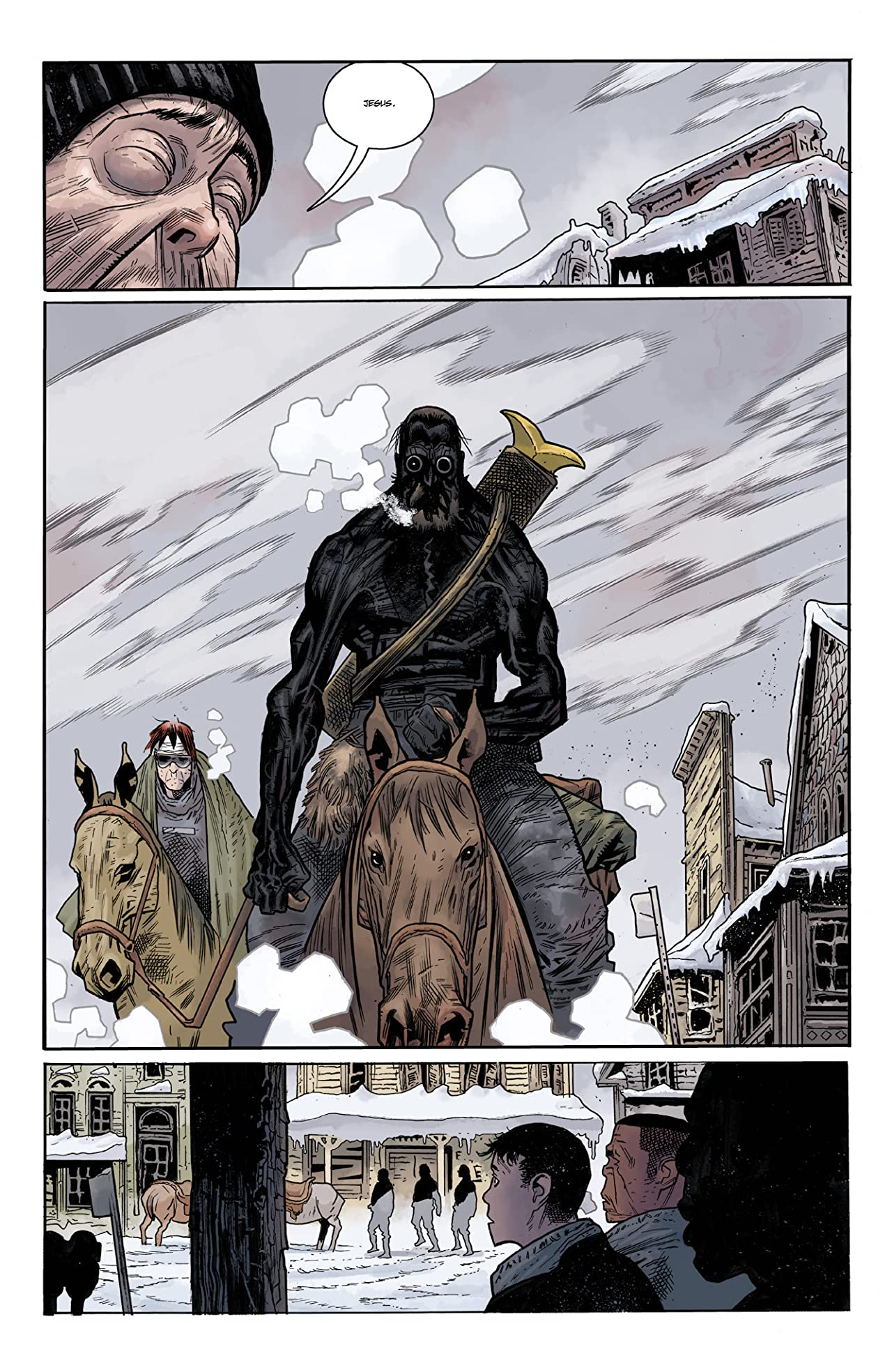 B.P.R.D. Hell on Earth #127