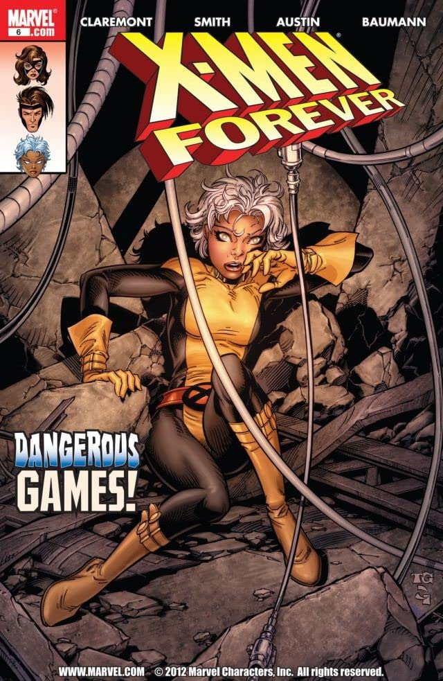 X-Men Forever (2009-2010) #6