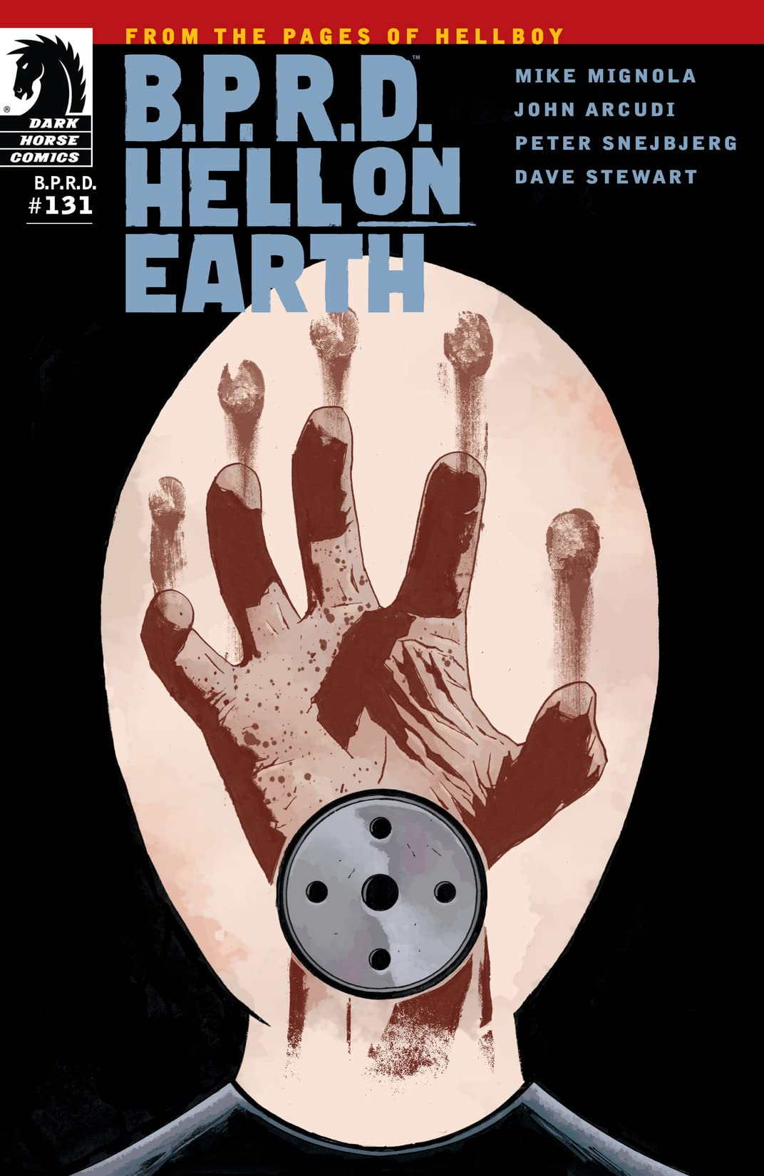 B.P.R.D.: Hell on Earth #131