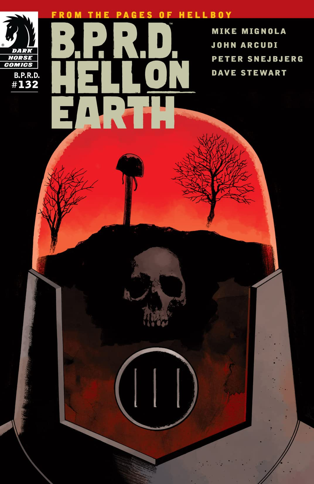 B.P.R.D. Hell on Earth #132