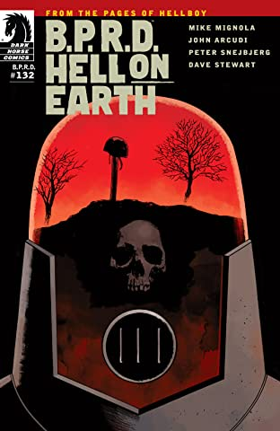 B.P.R.D.: Hell on Earth #132