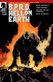 B.P.R.D. Hell on Earth #134