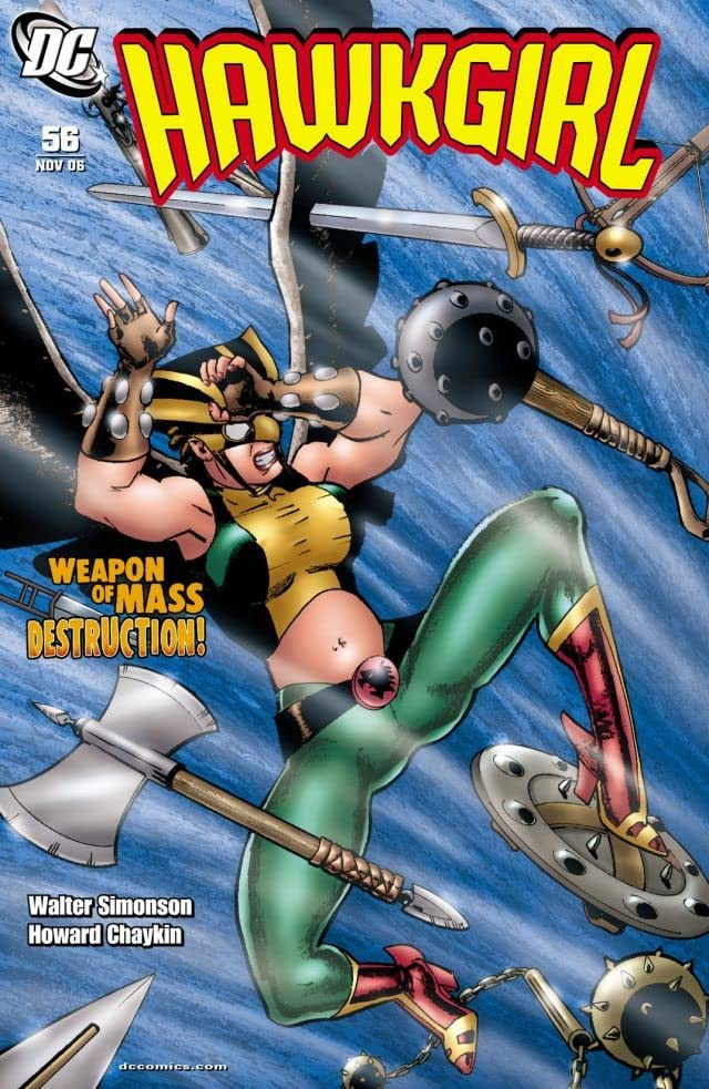 Hawkgirl (2006-2007) #56