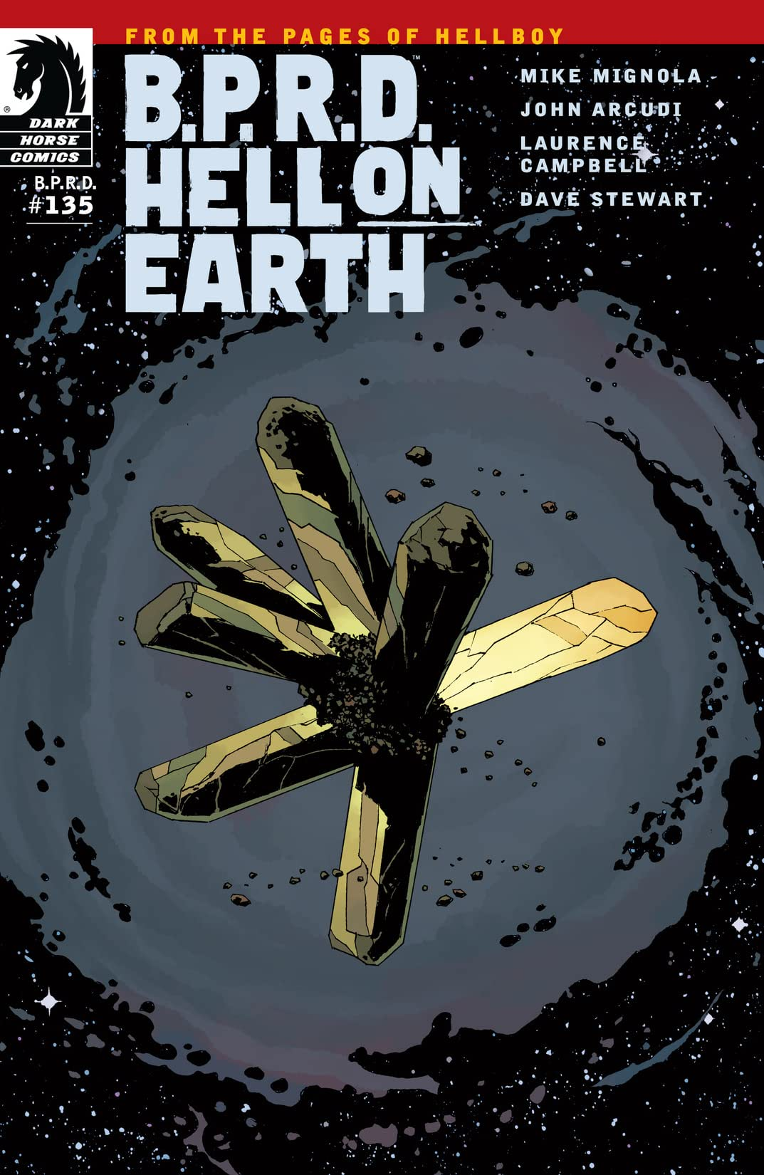 B.P.R.D.: Hell on Earth #135