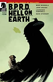 B.P.R.D. Hell on Earth #136