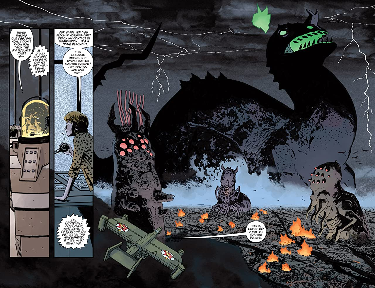 B.P.R.D.: Hell on Earth #136