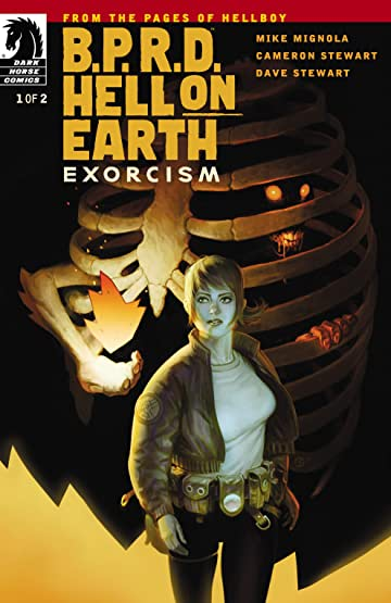 B.P.R.D.: Hell on Earth: Exorcism #1