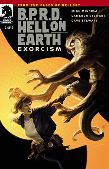 B.P.R.D. Hell on Earth: Exorcism #2