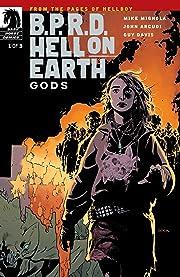 B.P.R.D. Hell on Earth: Gods #1