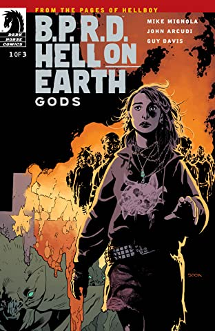 B.P.R.D. Hell on Earth: Gods #1