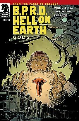 B.P.R.D. Hell on Earth: Gods #2