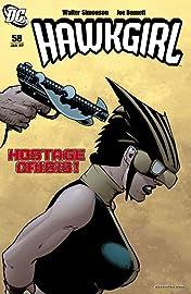 Hawkgirl (2006-2007) #58