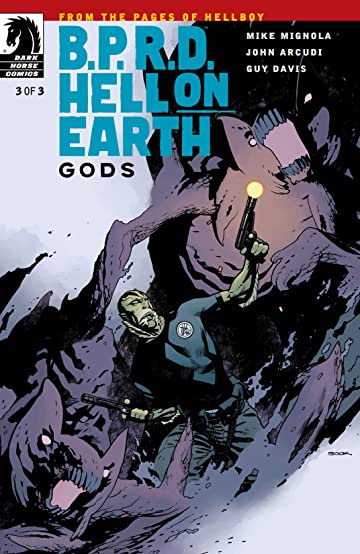 B.P.R.D.: Hell on Earth: Gods #3